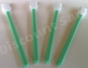 100 Solvent Cleaning Swab for Large Format Roland/Mimaki/Mutoh