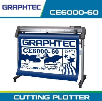 "Graphtec Cutting Plotter CE6000-60 with stand, 24"" (60 Cms)"